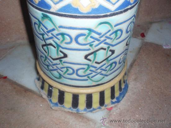 Antigüedades: CERAMICA DE TRIANA SIGLO XIX - Foto 3 - 36977834