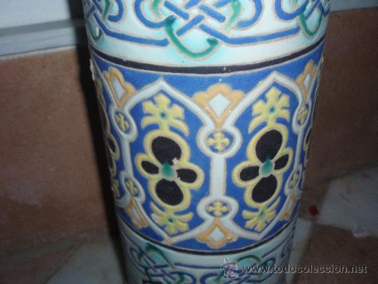 Antigüedades: CERAMICA DE TRIANA SIGLO XIX - Foto 4 - 36977834