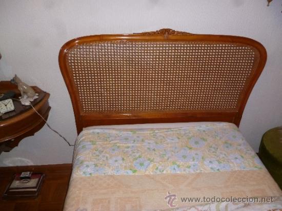 Antigüedades: DORMITORIO, TRES PIEZAS Y ESPEJO - Foto 7 - 36988949