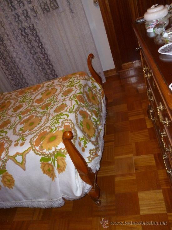 Antigüedades: DORMITORIO, TRES PIEZAS Y ESPEJO - Foto 3 - 36988949