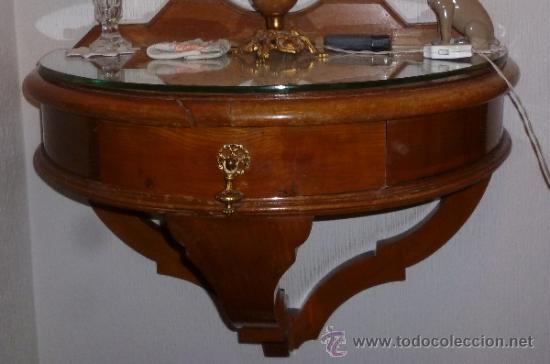 Antigüedades: DORMITORIO, TRES PIEZAS Y ESPEJO - Foto 6 - 36988949
