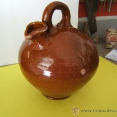 Antigüedades: ACEITERA CERAMICA CATALANA. Lote 37030189