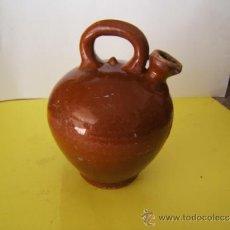 Antigüedades: ACEITERA CERAMICA CATALANA. Lote 37030226