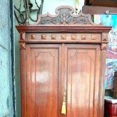 Antigüedades: MUEBLE VICTORIANO DE NOGAL. FINALES S. XIX.. Lote 37039796