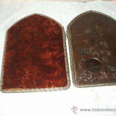 Antigüedades: ESPEJO DE TOCADOR AÑOS 20 ,(VER FOTOS ADICIONALES Y LEER DESCRIPCION ). Lote 37069451
