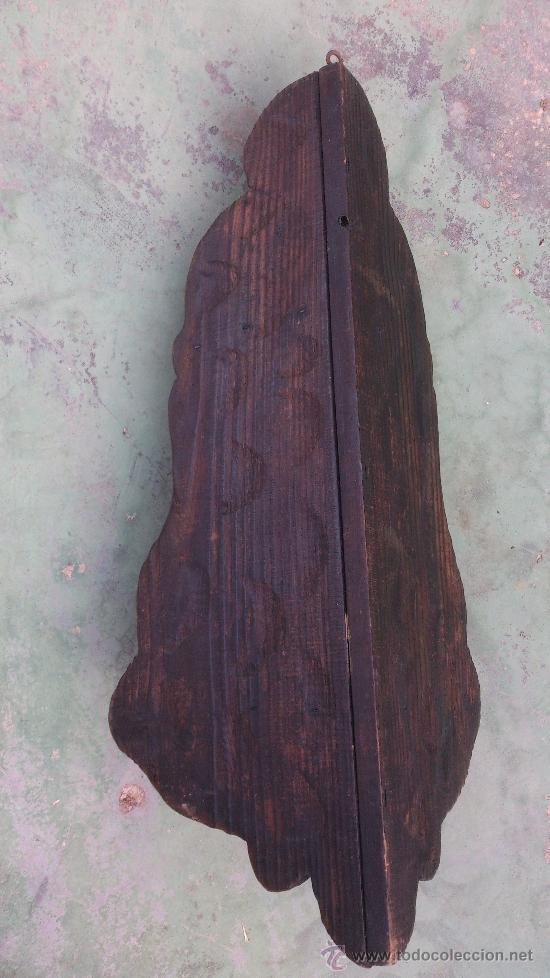 Antigüedades: ESTANTERIA RINCONERA ANTIGUA - Foto 2 - 37069497