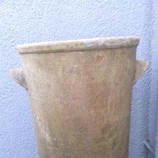 Oggetti Antichi: ANTIGUA QUESERA DE FAJALAUZA , PIEZA DE COLECCION Y MUSEO. Lote 37079972