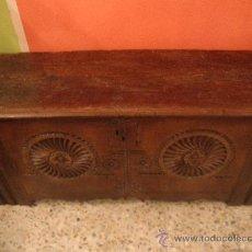 Antigüedades: GRAN ARCÓN DE CASTAÑO DE NAVARRA. Lote 37102761
