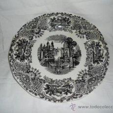 Antigüedades: EXTRAORDINARIO PLATO DE PICKMAN, PP S XX.. Lote 37130890