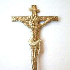 Antigüedades: CASANELLAS CRISTO EN LA CRUZ,CALVARIO.-REF 1933. Lote 53686006
