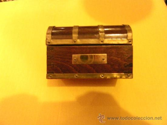 Antigüedades: CAJITA-JOYERO - Foto 3 - 37164305
