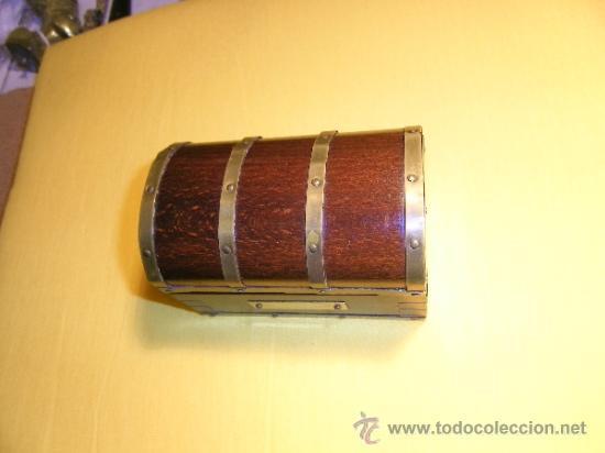 CAJITA-JOYERO (Antigüedades - Hogar y Decoración - Cajas Antiguas)