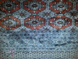 Antigüedades: ALFOMBRA AFGANA - Foto 5 - 36914467