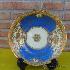 Antigüedades: PEQUEÑO PLATO. Lote 111575011