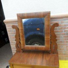 Antigüedades: PEQUEÑO TOCADOR. Lote 37201980