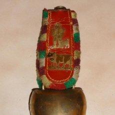 Antigüedades: ANTIGUO CENCERRO DE ANIMAL. Lote 37240805
