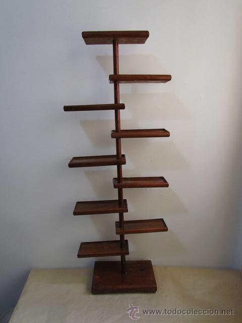 auxiliar con estanterias en madera - Comprar Muebles Auxiliares ...