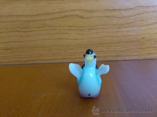 Antigüedades: Lote de tres aves en cristal de murano - Foto 8 - 37317769