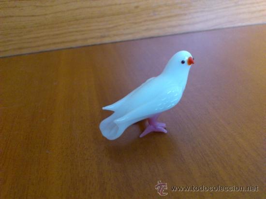 Antigüedades: Lote de tres aves en cristal de murano - Foto 5 - 37317769