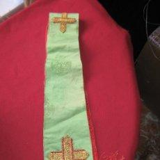 Antigüedades: UTENSILIO RELIGIOSO SACERDOTAL. Lote 37302336
