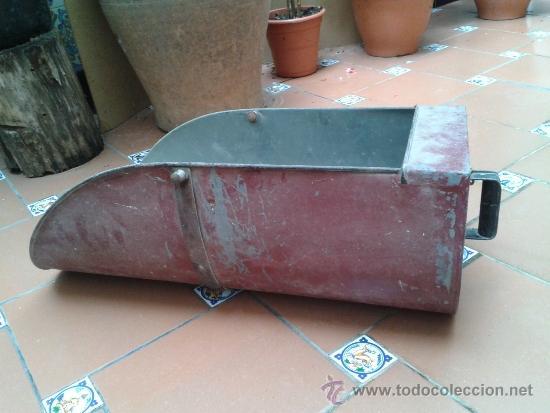 BRAZO O ACCESORIO O PLATO DE BASCULA (Antigüedades - Técnicas - Rústicas - Agricultura)