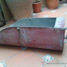 Antigüedades: BRAZO O ACCESORIO O PLATO DE BASCULA. Lote 37358182