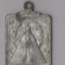 Antigüedades: TOLEDO - MEDALLA ANTIGUA DE ALUMINIO. SANTA LEOCADIA. PATRONA DE TOLEDO.. Lote 37443311
