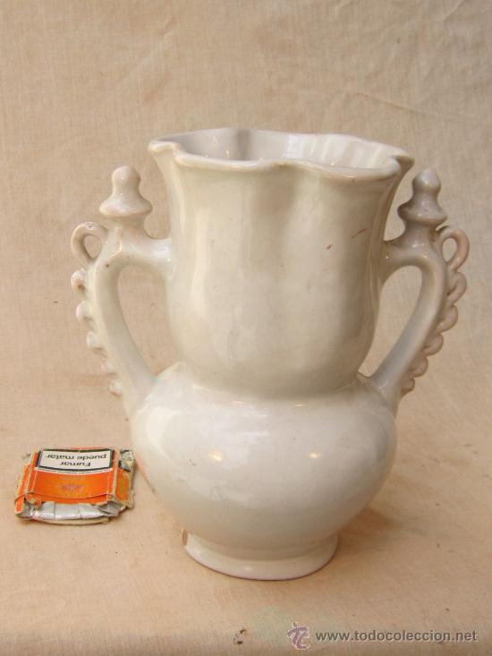 Antigüedades: JARRA DE NOVIA LARIO - Foto 2 - 37412848