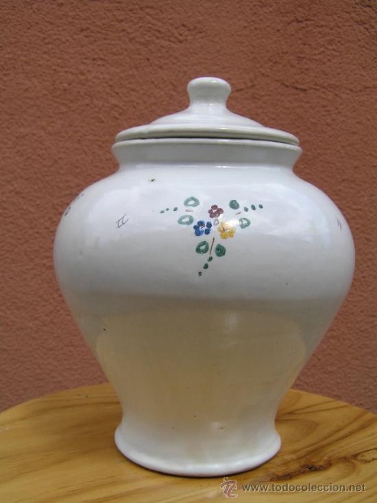 COMPOTERA. SIGLO XIX. ALCORA. PRECIOSA. (Antigüedades - Porcelanas y Cerámicas - Alcora)