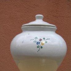 Antigüedades: COMPOTERA. SIGLO XIX. ALCORA. PRECIOSA.. Lote 37417063