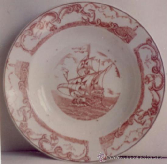 PLATO DE ROYAL CHINA (VIGO). (Antigüedades - Porcelanas y Cerámicas - Santa Clara)