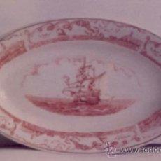 Antigüedades: BANDEJA DE ROYAL CHINA (VIGO). Lote 37428548