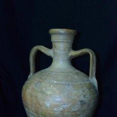 Antigüedades: ANTIGUO CANTARO ANDALUZ DE MARTOS JAEN. Lote 39034008