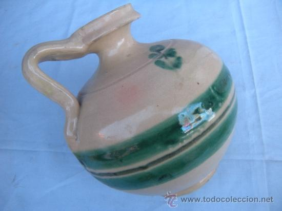 Antigüedades: CERÁMICA POPULAR, CÁNTARO DE ACEITE. LUCENA, CÓRDOBA - Foto 6 - 37472802