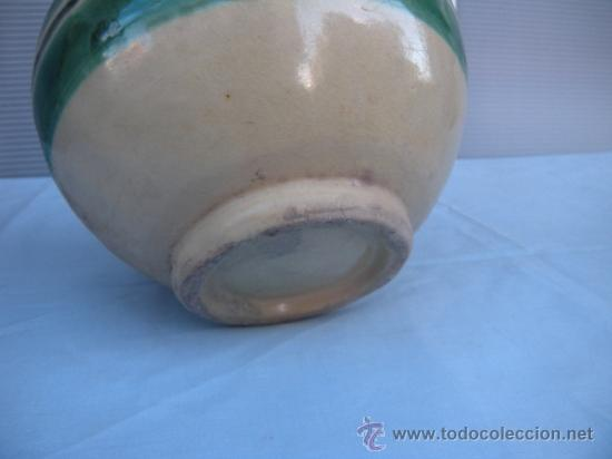 Antigüedades: CERÁMICA POPULAR, CÁNTARO DE ACEITE. LUCENA, CÓRDOBA - Foto 2 - 37472802