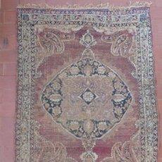 Antigüedades: ANTIGUA ALFOMBRA. PERSIA ORIENTAL. SIGLO XIX.. Lote 37455449