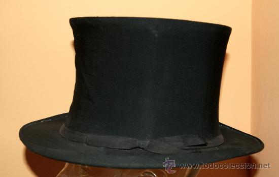 Sombrero de copa plegable 35bb4e4c308