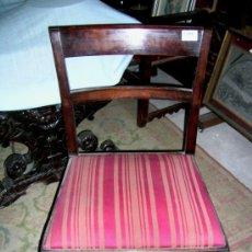 Antigüedades: SILLA GRANDE PIANO DE CONCIERTO.ANTIGUA. AUSTRIACA. VER DESCRIPCIONES Y MEDIDAS. Lote 37489539