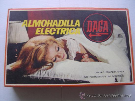 almohadilla electrica daga en con todos sus   Comprar Utensilios