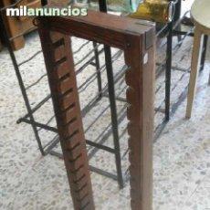 Antigüedades: ESCURREPLATOS DE MADERA. Lote 37508817