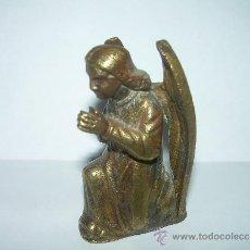 Antigüedades: ANTIGUO Y BONITO ANGEL DE BRONCE.....SIGLO XIX.. Lote 53016058