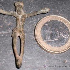 Antigüedades: CRUCIFIJO SIGLO XVIII. Lote 37523736