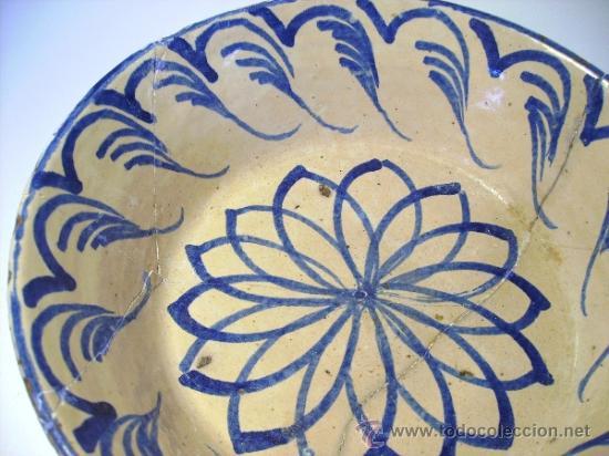 Antigüedades: LEBRILLO DE FAJALAUZA - Foto 3 - 37560174