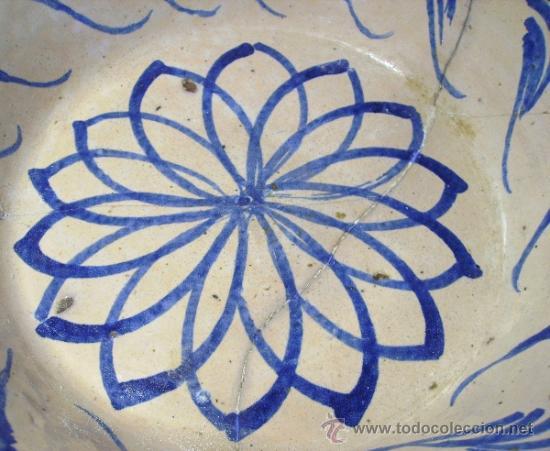 Antigüedades: LEBRILLO DE FAJALAUZA - Foto 2 - 37560174