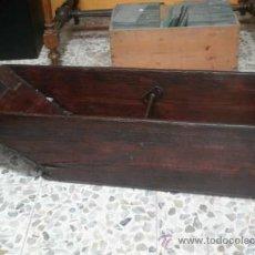 Antigüedades: ANTIGUA FANEGA PARA EL GRANO. Lote 37611141