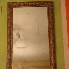Antigüedades: BONITO ESPEJO DORADO. Lote 37611377