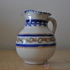 Antigüedades: JARRON DE TALAVERA . Lote 37618350