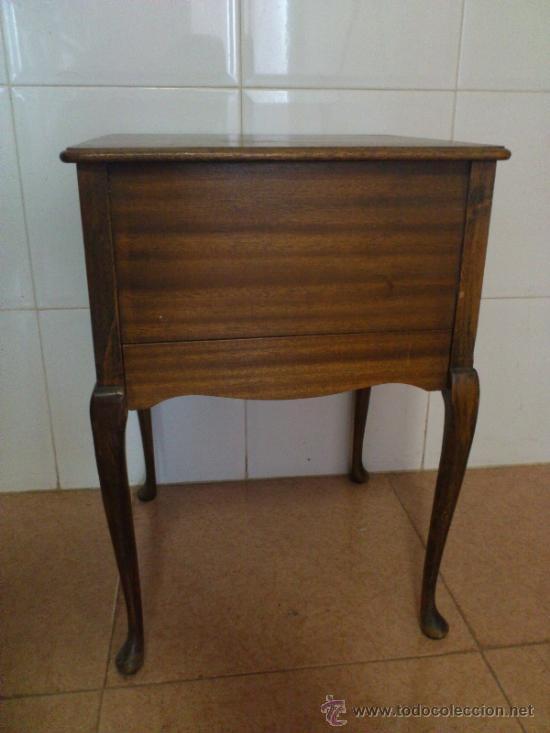 Mueble para gramofono o tocadiscos antiguo comprar for Muebles para tocadiscos