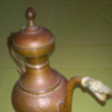 Antigüedades: PRECIOSA JARRITA DE COBRE. Lote 37639343