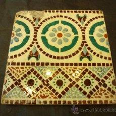 Antigüedades: AZULEJO. Lote 37668441